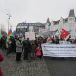 1913_Unsere Demonstration gegen Völkermord und für Berg-Karabach im Jahr 2013.