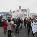 1917Unsere Demonstration gegen Völkermord und für Berg-Karabach im Jahr 2013.