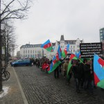 1925Unsere Demonstration gegen Völkermord und für Berg-Karabach im Jahr 2013