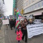 1930Unsere Demonstration gegen Völkermord und für Berg-Karabach im Jahr 2013.
