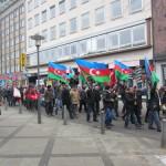 1932Unsere Demonstration gegen Völkermord und für Berg-Karabach im Jahr 2013.