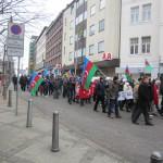1936Unsere Demonstration gegen Völkermord und für Berg-Karabach im Jahr 2013.