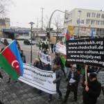 1938Unsere Demonstration gegen Völkermord und für Berg-Karabach im Jahr 2013.