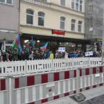 1943Unsere Demonstration gegen Völkermord und für Berg-Karabach im Jahr 2013.