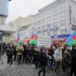 1946Unsere Demonstration gegen Völkermord und für Berg-Karabach im Jahr 2013.
