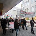 1971Unsere Demonstration gegen Völkermord und für Berg-Karabach im Jahr 2013.