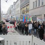 1981Unsere Demonstration gegen Völkermord und für Berg-Karabach im Jahr 2013.